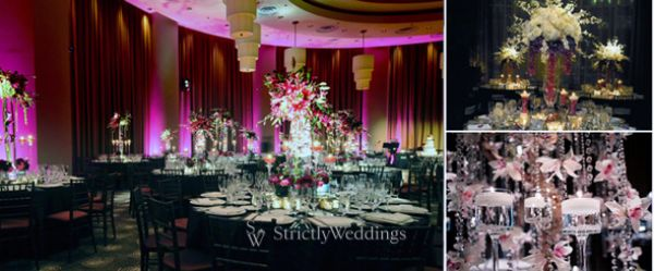 Chicago Wedding Reception Venues Trump International Hotel