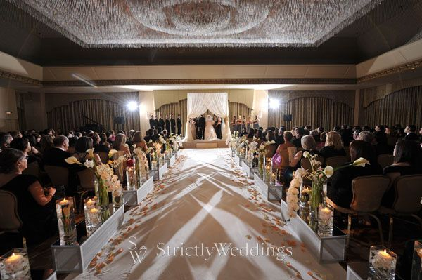 Chicago Wedding Reception Venues The RitzCarlton Chicago A Four Seasons