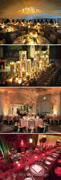 Weddings CandlelightCenterpieces Wedding Receptions | Candlelight and Centerpieces from Simple to Sublime