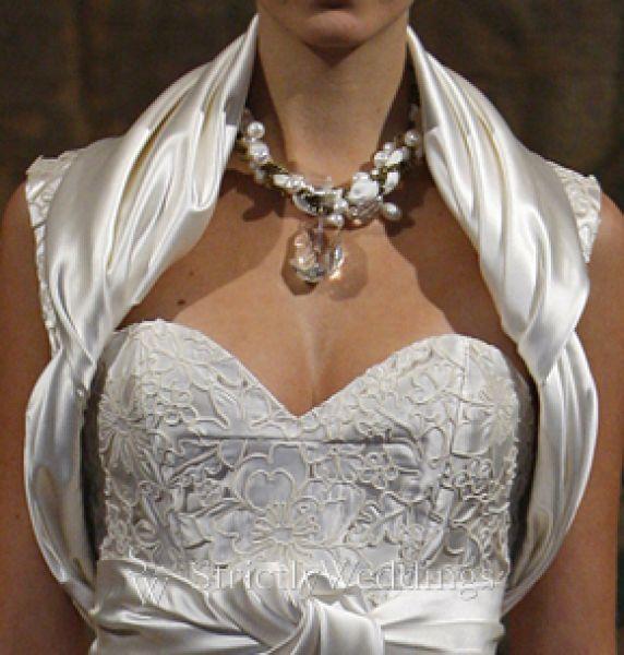 ELIZABETH FILLMORE NY BRIDAL SS09 10/19/08
