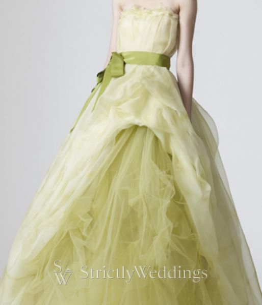 Vera Wang Weddings – 2010 Spring Collection