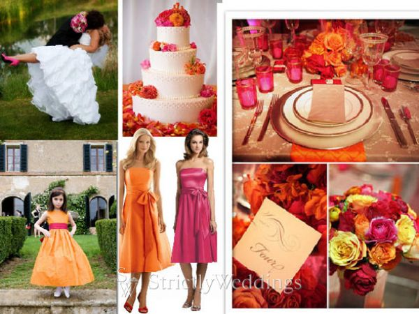 Wedding Colors - Ideas for color and more | Strictly Weddings