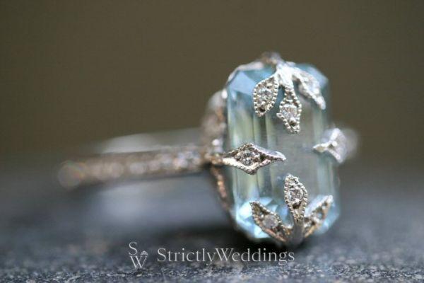 Untraditional Wedding Rings Wedding Photography