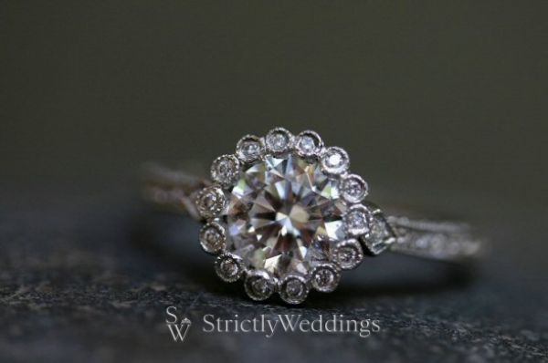 Cathy Waterman – Magical Engagement Rings
