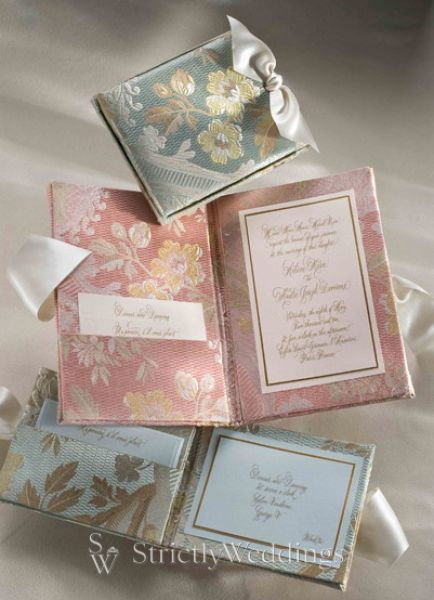 chicago wedding planning wedding dream team for a With hannah handmade wedding invitations