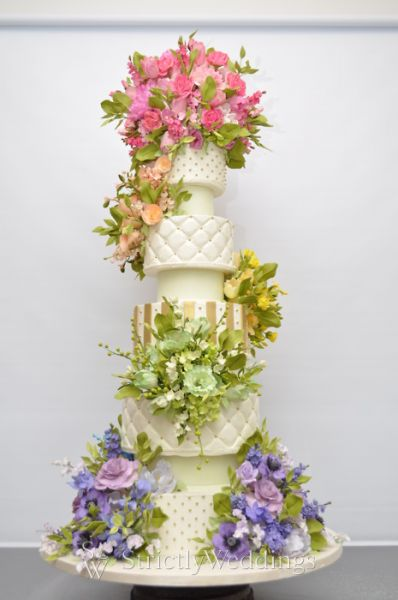 The Beauty, Elegance & Whimsy of Sylvia Weinstock Cakes