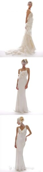 Bridal Week in New York – Elizabeth Fillmore 2012 Collection
