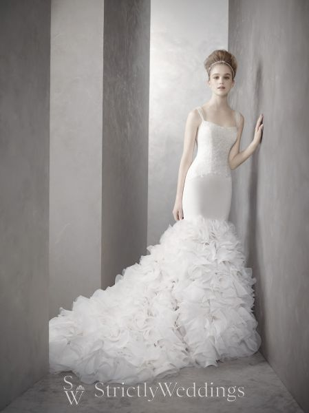 Vera Wang White Collection 2012