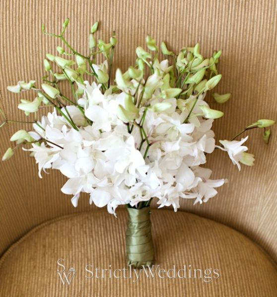Winter White Bouquets Year Round Elegance