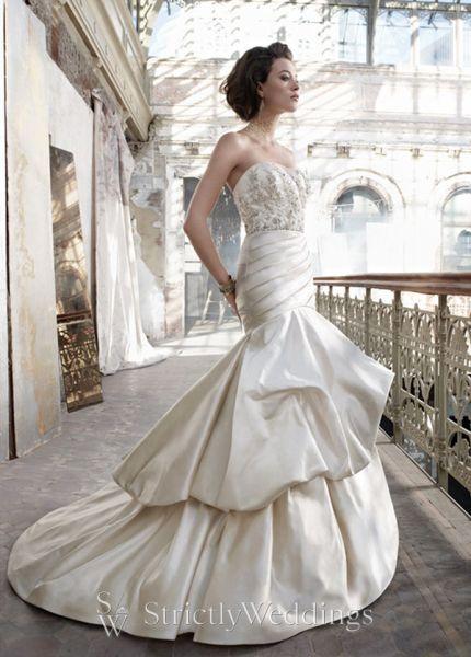 Lazaro 2012 spring bridal collection for Lazaro wedding dress uk