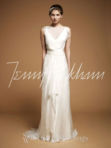 Jenny Packham – 2012 Spring Collection