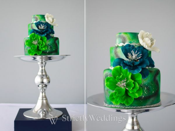St. Patrick\'s Day Colors for your Wedding | strictlyweddings.com