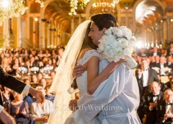 gorgeous new york plaza hotel wedding by gruber