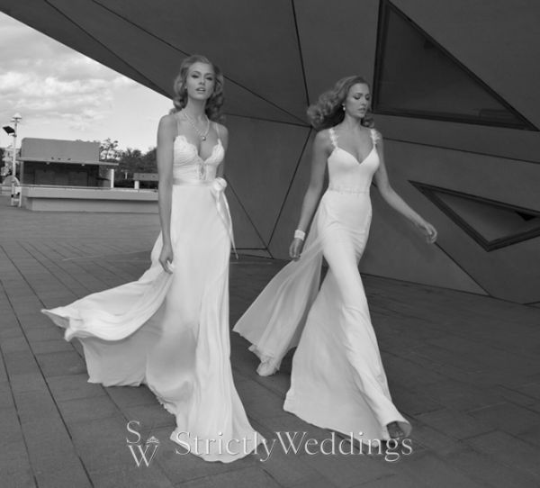 Galia Lahav Wedding Dresses: Israel Designer Galia Lahav 2012 Luxury Couture Bridal