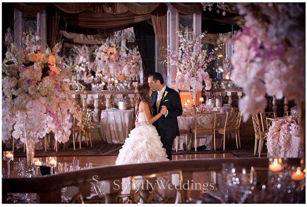 New York Wedding The Pierre Hotel Trends Planning Advice Strictlyweddings Blog