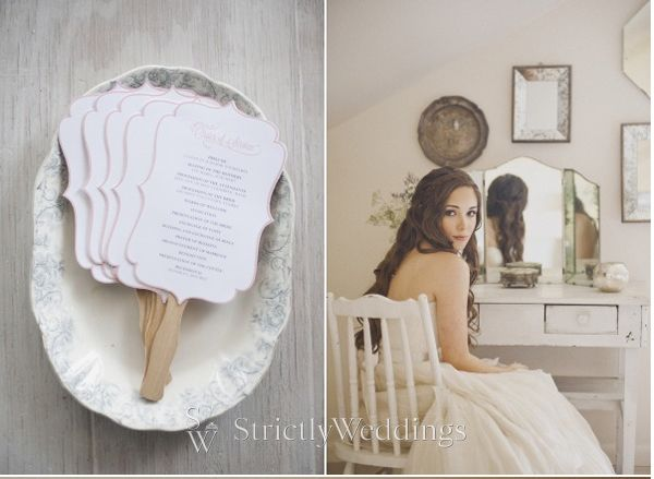 Texas Vintage Styled Wedding Shoot