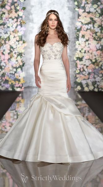 Martina Liana Spring 2014 Bridal Gowns | Strictly Weddings