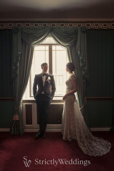 A Downton Abbey Style Wedding