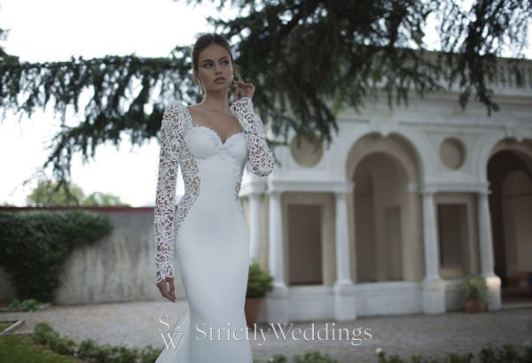 2014 Winter Collection Part 2: Berta Bridal\'s Couture Wedding Gowns ...
