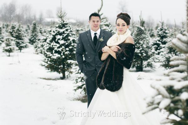 A Vermont Winter Wedding {Styled Shoot}