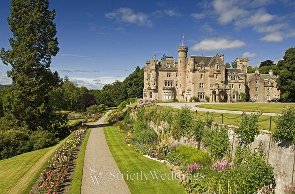 Andrew carnegie castle