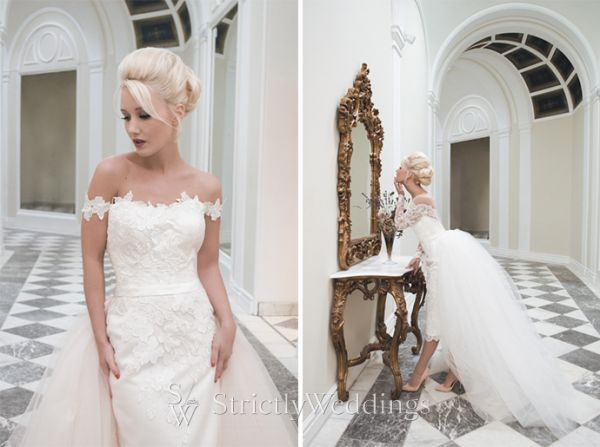 Vintage Bespoke Wedding Gowns House Of Mooshki