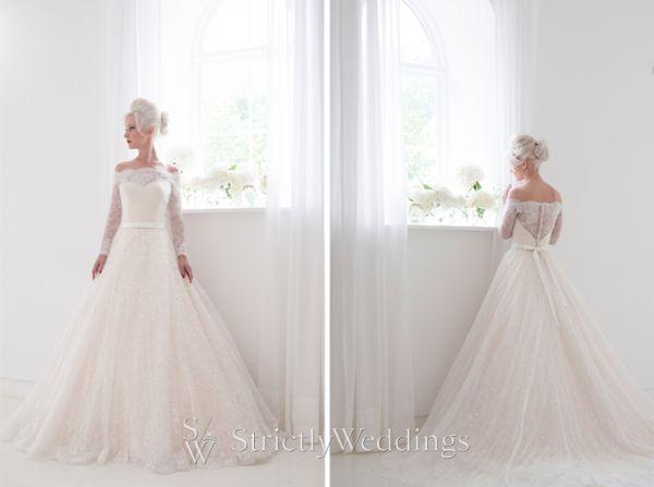 Vintage Bespoke Wedding Gowns | House of Mooshki | Strictly Weddings