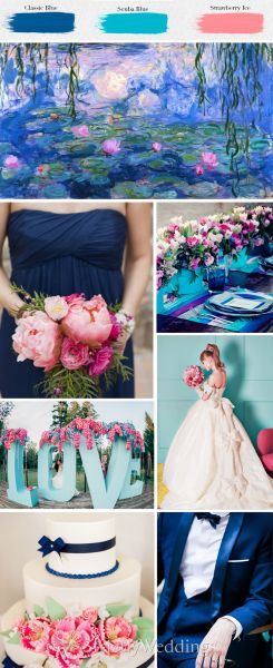 spring 2015 wedding color trends strictly weddings