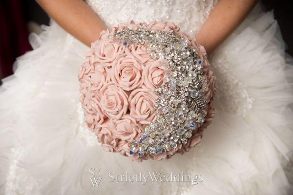 Bouquet Jewels Jeweled Bridal Bouquets
