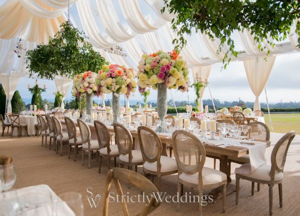 la luxury wedding transformations revelry event designers