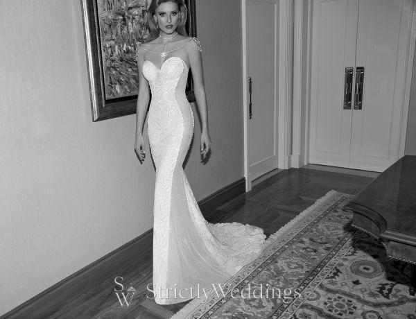 Galia Lahav Wedding Gowns: Haute Couture Wedding Dresses