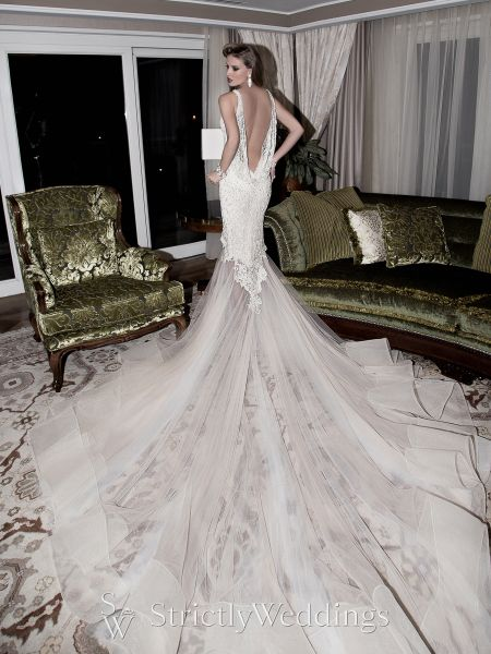 Haute Couture Wedding Dresses | Galia Lahav | Strictly Weddings