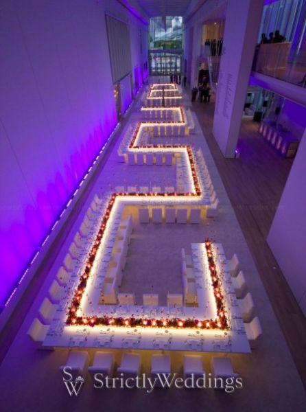Wedding Dining Trends  | Grandeur of King's Tables