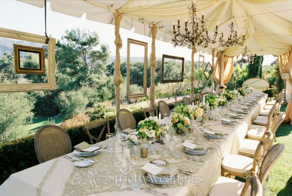 Wedding dining trends grandeur of king s tables strictly weddings