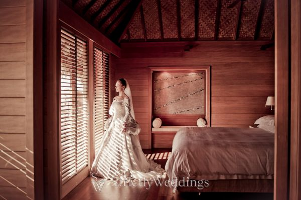 Love in Paradise | Bora Bora Destination Wedding