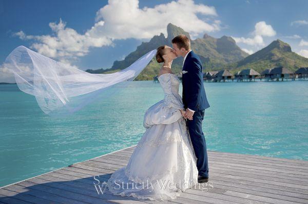 Love In Paradise Bora Destination Wedding