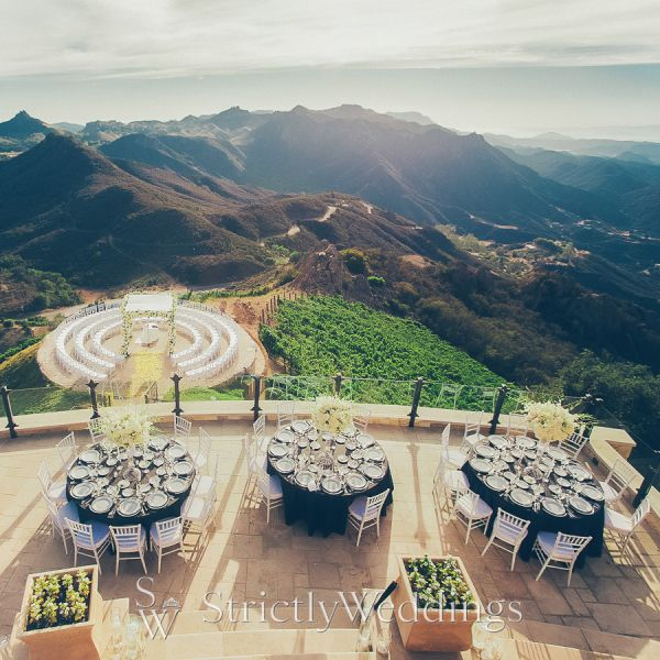 California weddings malibu wedding venues strictly for Best colorado mountain wedding venues