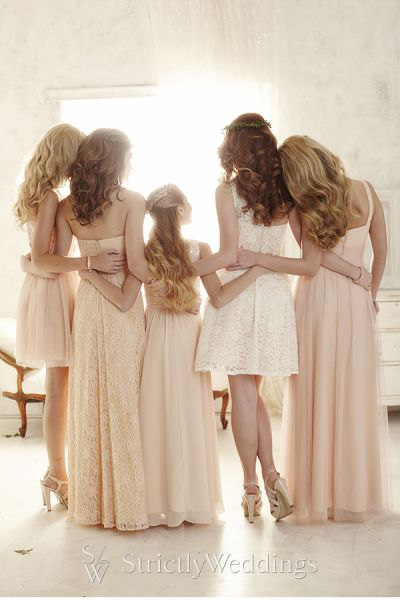 Top Bridesmaids Trends for 2015 | Christina Wu Occasions