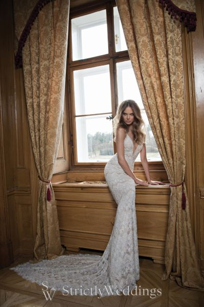 Berta Bridal 2015 Fall Wedding Gown Collection | Strictly Weddings