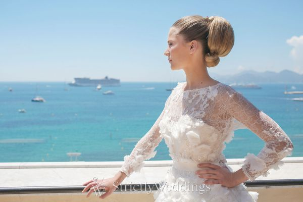 Grace Kelly Wedding Inspiration in Cannes | Strictly Weddings