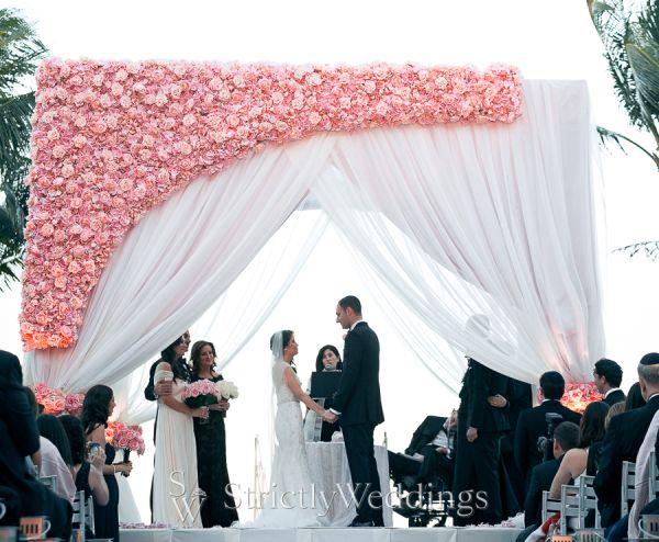 Miami Destination Wedding at the Ritz: An Epic Kiss