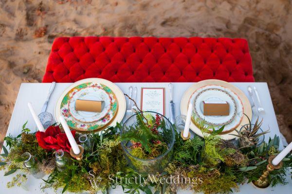 Lake Tahoe Inspires Winter Wedding Luxury