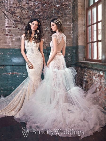 Bohemian Wedding Gown Collection Galia Lahav Strictly Weddings