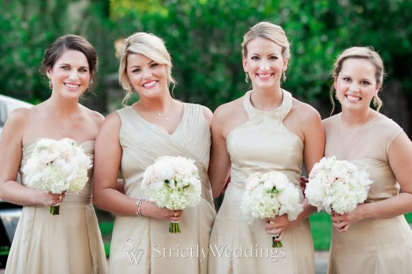 Austin Reed Wedding Dresses : Elegant white wedding in austin strictly weddings