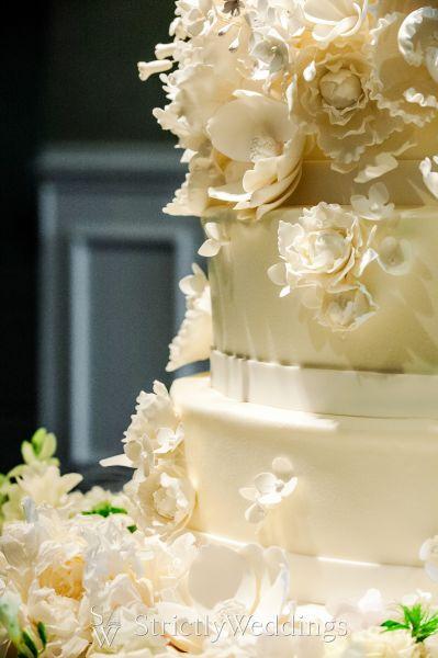 Elegant White Wedding in Austin | Strictly Weddings
