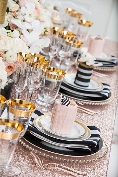Chic and Edgy Wedding Inspiration