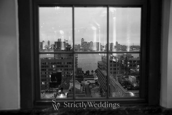 Glamorous Rooftop Wedding in New York