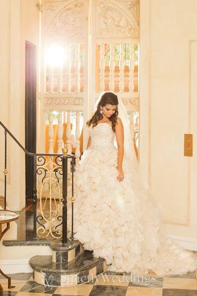 A Custom Designed Wedding in Texas | Strictly Weddings