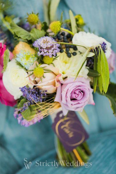 Nature's Golden Fall Wedding Inspiration