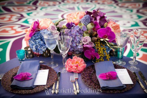Moroccan Theme Wedding In California Strictly Weddings